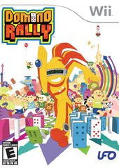 Domino Rally for Wii Game