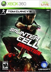 Splinter Cell: Conviction for Xbox 360 Game