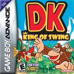 DK King of Swing for GameBoy Advance Game