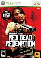Red Dead Redemption for Xbox 360 Game