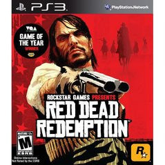 Red Dead Redemption for Playstation 3 Game