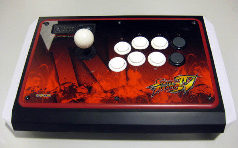 Xbox 360 Street Fighter IV Arcade Stick