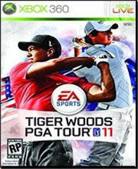 Tiger Woods PGA Tour 11 for Xbox 360 Game