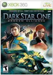 DarkStar One: Broken Alliance for Xbox 360 Game