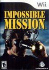 Impossible Mission for Wii Game