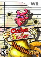 Chicken Blaster for Wii Game