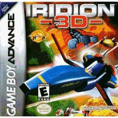 Iridion 3D for GameBoy Advance Game