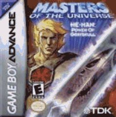 Masters of the Universe for GameBoy Advance Game
