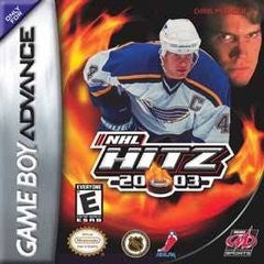 NHL Hitz 2003 for GameBoy Advance Game