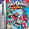 Power Rangers Space Patrol Delta for GameBoy Advance Game