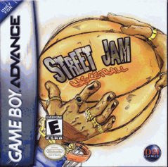 Street Jam Basketball for GameBoy Advance Game