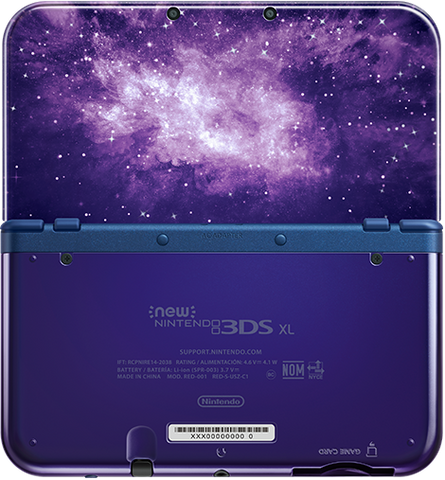 Galaxy Edition 3DS XL