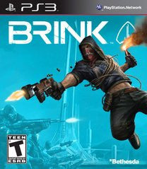 Brink for Playstation 3 Game