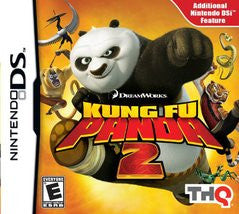 Kung Fu Panda 2 for Nintendo DS Game
