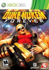 Duke Nukem Forever for Xbox 360 Game