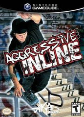 Aggressive Inline for Gamecube Game