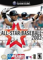 All-Star Baseball 2002 for Gamecube Game