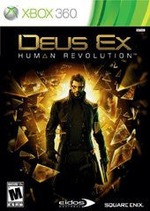Deus Ex: Human Revolution for Xbox 360 Game
