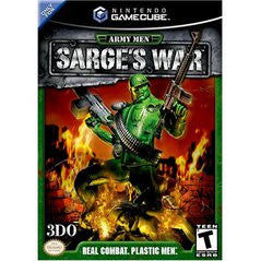 Army Men Sarge's War for Gamecube Game