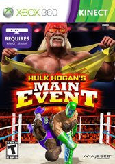 Hulk Hogan's Main Event for Xbox 360 Game
