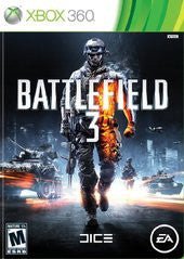 Battlefield 3 for Xbox 360 Game