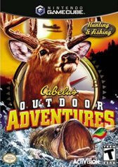 Cabela's Outdoor Adventures for Gamecube Game