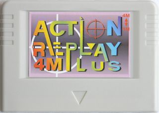 Action Replay 4m plus