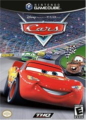 Cars for Gamecube Game