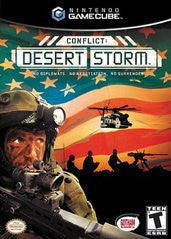 Conflict Desert Storm for Gamecube Game