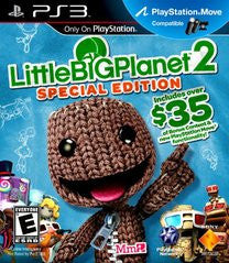 LittleBigPlanet 2: Special Edition for Playstation 3 Game