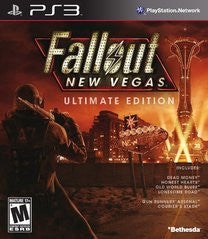 Fallout New Vegas Ultimate Edition for Playstation 3 Game