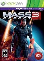 Mass Effect 3 for Xbox 360 Game