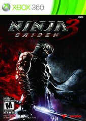 Ninja Gaiden 3 for Xbox 360 Game