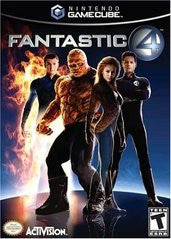 Fantastic 4 for Gamecube Game
