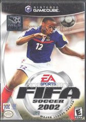 FIFA 2002 for Gamecube Game