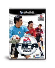 FIFA 2005 for Gamecube Game