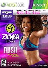 Zumba Fitness Rush for Xbox 360 Game