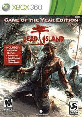 Dead Island Game Of The Year for Xbox 360 Game