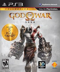 God of War Saga Dual Pack for Playstation 3 Game