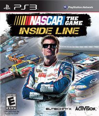 NASCAR The Game: Inside Line for Playstation 3 Game