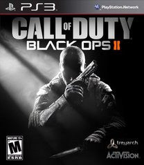 Call of Duty Black Ops II for Playstation 3 Game