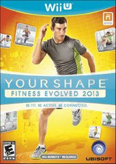 Your Shape Fitness Evolved 2013 for Wii U Game