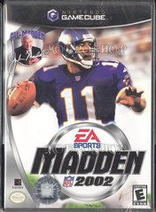 Madden 2002 for Gamecube Game