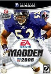 Madden 2005 for Gamecube Game