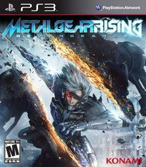 Metal Gear Rising: Revengeance for Playstation 3 Game