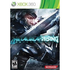 Metal Gear Rising: Revengeance for Xbox 360 Game