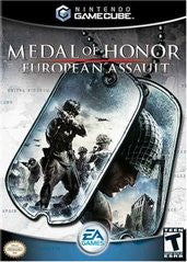 Medal of Honor European Assault for Gamecube Game