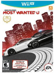 Need for Speed Most Wanted for Wii U Game