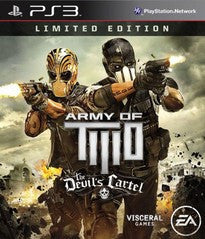 Army of Two: The Devils Cartel for Playstation 3 Game