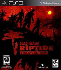 Dead Island Riptide for Playstation 3 Game
